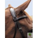 English leather 'comfort' bridle