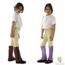 Rhinegold Childrens Canvas 1/2 Chaps
