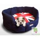 John Whitaker Union Jack Dog Bed