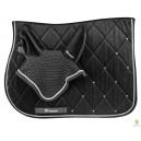 Whitaker Ryhill Velvet Saddle Cloth & Fly Veil Set
