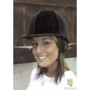 Champion Euro Velvet Hat Black